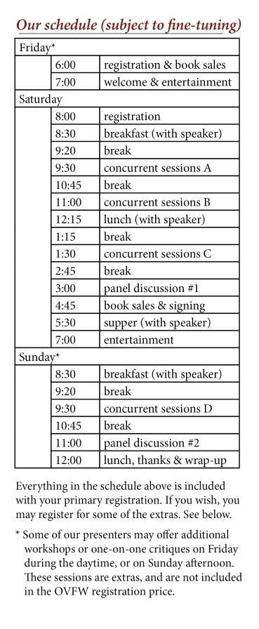 ovwf-schedule